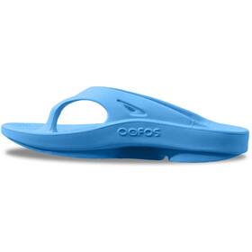 OOFOS Ooriginal Buty do biegania, bermuda blue